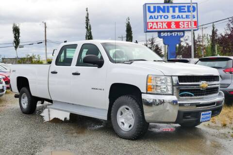 2009 Chevrolet Silverado 2500HD for sale at United Auto Sales in Anchorage AK