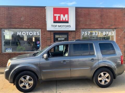 2011 Honda Pilot for sale at Top Motors LLC in Portsmouth VA