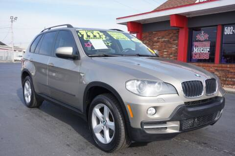 2008 BMW X5 for sale at Premium Motors in Louisville KY