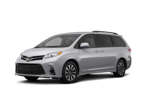 2018 Toyota Sienna for sale at Bald Hill Kia in Warwick RI