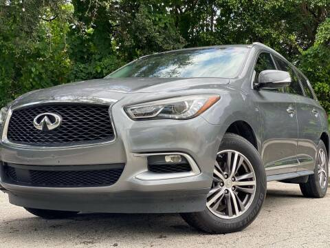 2016 Infiniti QX60 for sale at HIGH PERFORMANCE MOTORS in Hollywood FL
