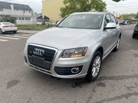 2011 Audi Q5 for sale at Kapos Auto, Inc. in Ridgewood, Queens NY