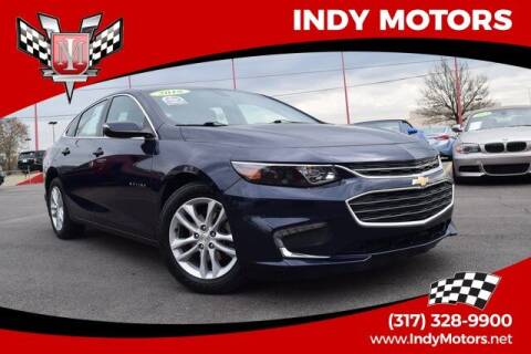 2018 Chevrolet Malibu for sale at Indy Motors Inc in Indianapolis IN