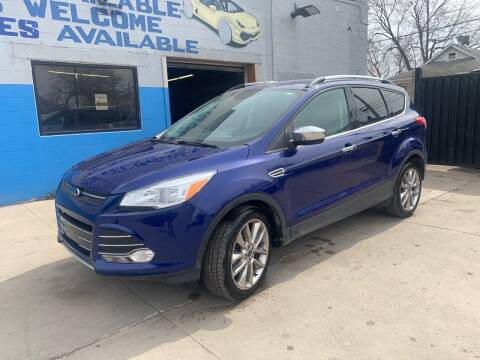 2014 Ford Escape for sale at Pro Auto Sales in Lincoln Park MI