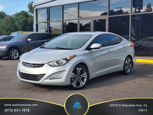 2015 Hyundai Elantra for sale at Automaxx in Tampa FL