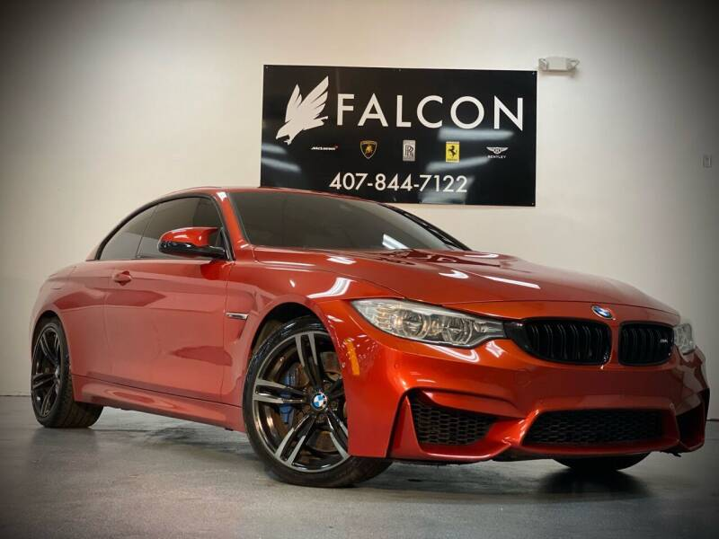 2015 BMW M4 for sale at FALCON AUTO BROKERS LLC in Orlando FL