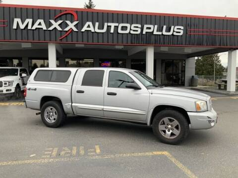 2006 Dodge Dakota for sale at Maxx Autos Plus in Puyallup WA