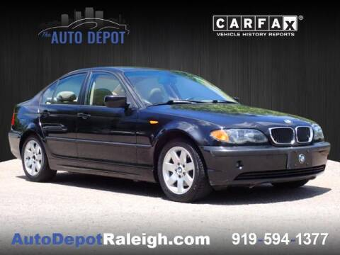 2005 BMW 3 Series for sale at The Auto Depot in Raleigh NC