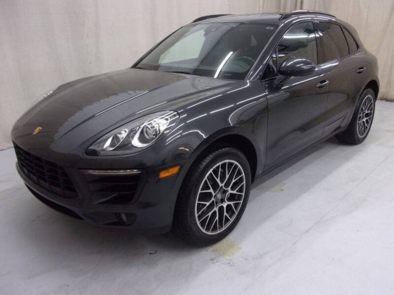 2017 Porsche Macan for sale at Paquet Auto Sales in Madison OH