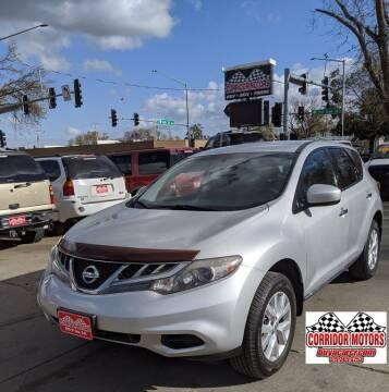 2011 Nissan Murano for sale at Corridor Motors in Cedar Rapids IA