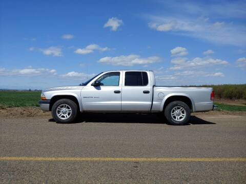 2002 Dodge Dakota for sale at M AND S CAR SALES LLC in Independence OR