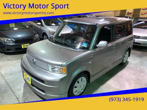 2006 Scion xB for sale at Victory Motor Sport in Paterson NJ