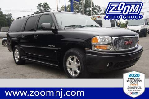 2005 GMC Yukon XL for sale at Zoom Auto Group in Parsippany NJ