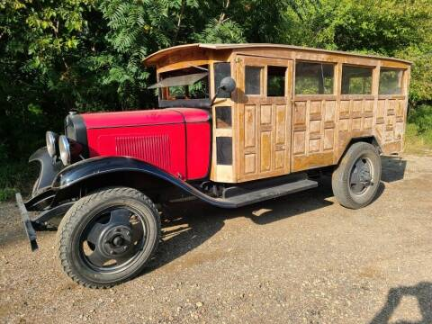 1932 Chevrolet Express Cutaway for sale at J & J Auto Sales in Sioux City IA