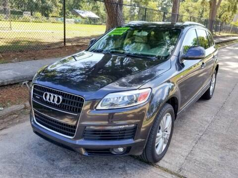 2009 Audi Q7 for sale at Amazon Autos in Houston TX
