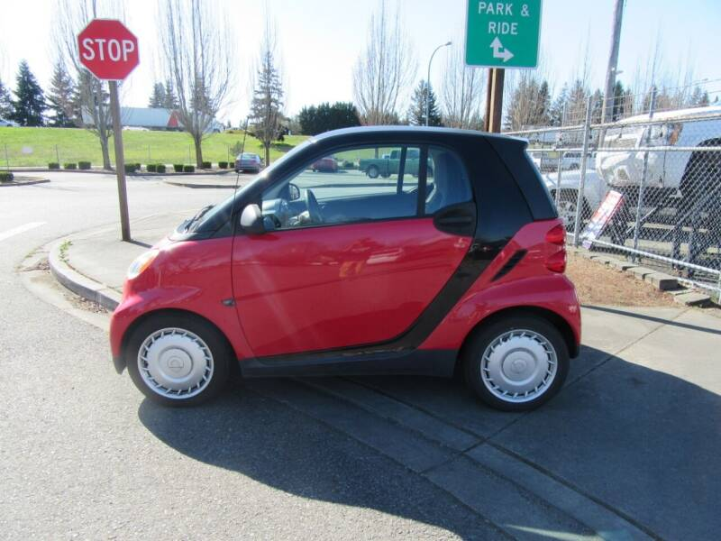 2009 Smart fortwo for sale at Car Link Auto Sales LLC in Marysville WA