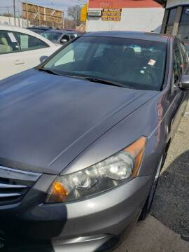 2011 Honda Accord for sale at Jimmys Auto INC in Washington DC