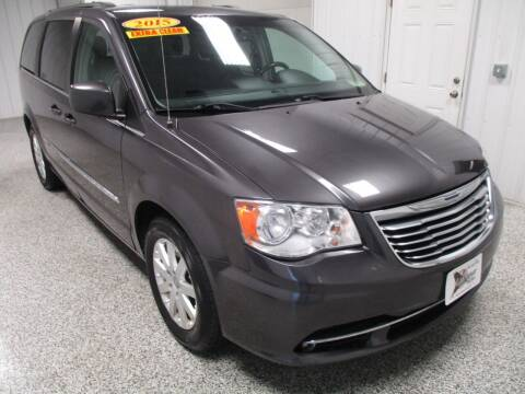 2015 Chrysler Town and Country for sale at LaFleur Auto Sales in North Sioux City SD