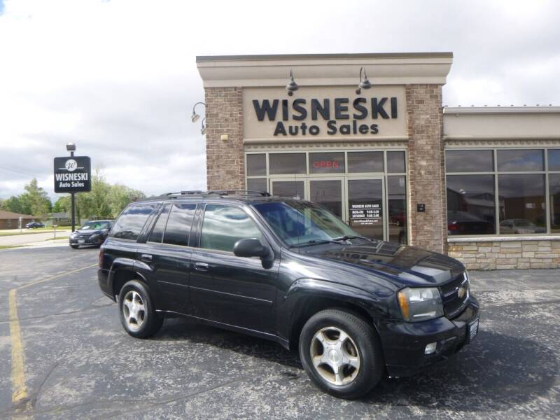 2006 Chevrolet TrailBlazer for sale at Wisneski Auto Sales, Inc. in Green Bay WI