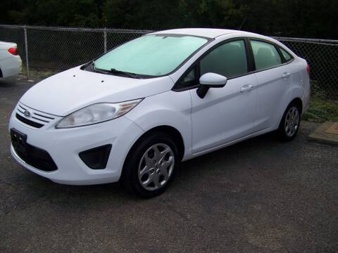 2011 Ford Fiesta for sale at Collector Car Co in Zanesville OH