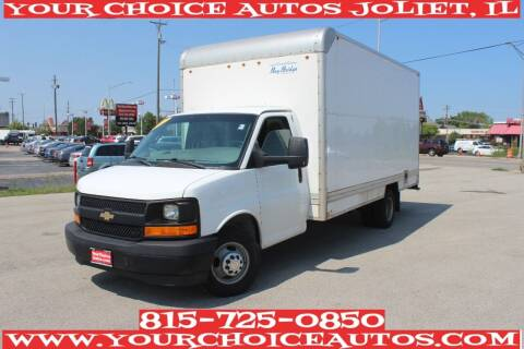 2017 Chevrolet Express Cutaway for sale at Your Choice Autos - Joliet in Joliet IL