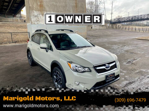 2013 Subaru XV Crosstrek for sale at Marigold Motors, LLC in Pekin IL