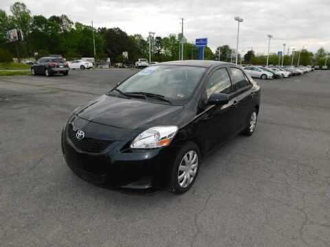 2012 Toyota Yaris for sale at Paniagua Auto Mall in Dalton GA