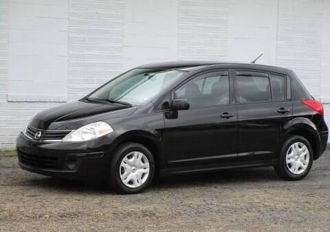 2012 Nissan Versa for sale at Kohmann Motors & Mowers in Minerva OH