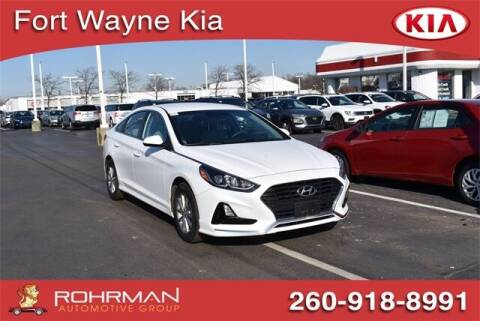 2018 Hyundai Sonata for sale at BOB ROHRMAN FORT WAYNE TOYOTA in Fort Wayne IN