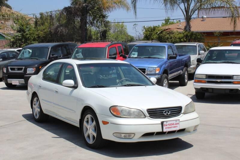 2003 Infiniti I35 for sale at Car 1234 inc in El Cajon CA