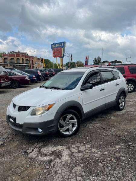 2003 Pontiac Vibe for sale at Big Bills in Milwaukee WI
