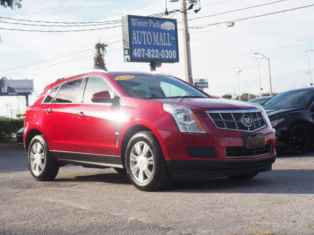 2012 Cadillac SRX for sale at Winter Park Auto Mall in Orlando FL