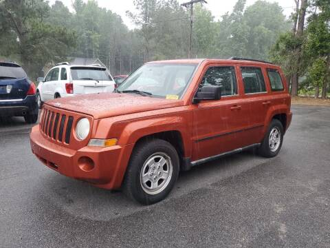 2010 Jeep Patriot for sale at Tri State Auto Brokers LLC in Fuquay Varina NC