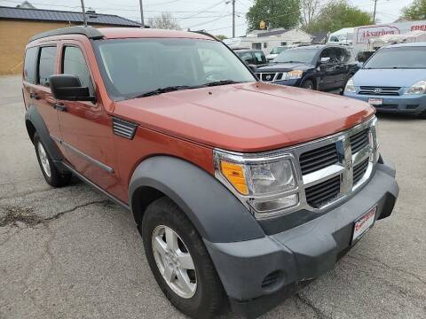 2007 Dodge Nitro for sale at ROYAL AUTO SALES INC in Omaha NE