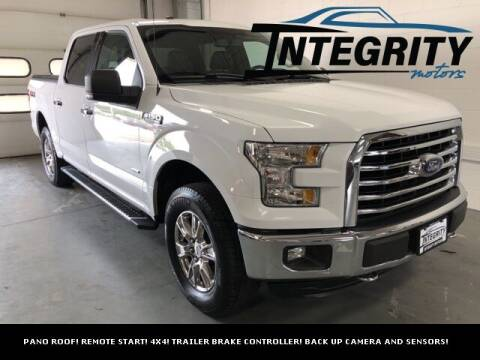 2016 Ford F-150 for sale at Integrity Motors, Inc. in Fond Du Lac WI