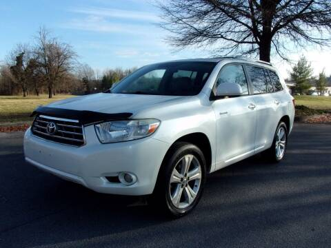 2009 Toyota Highlander for sale at Unique Auto Brokers in Kingsport TN
