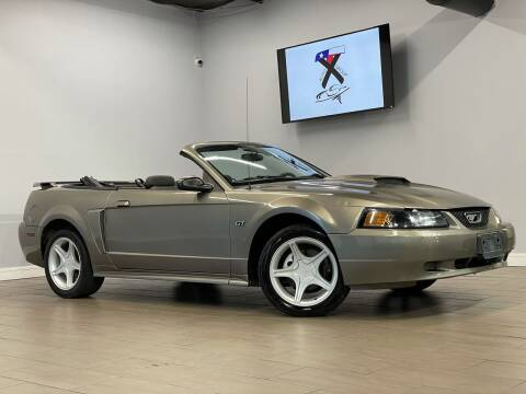 2002 Ford Mustang for sale at TX Auto Group in Houston TX