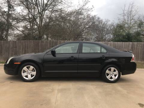 2009 Ford Fusion for sale at H3 Auto Group in Huntsville TX