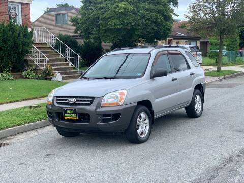 2007 Kia Sportage for sale at Reis Motors LLC in Lawrence NY