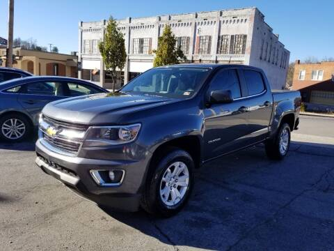 2016 Chevrolet Colorado for sale at East Main Rides in Marion VA