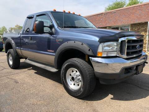 2004 Ford F-350 Super Duty for sale at Approved Motors in Dillonvale OH
