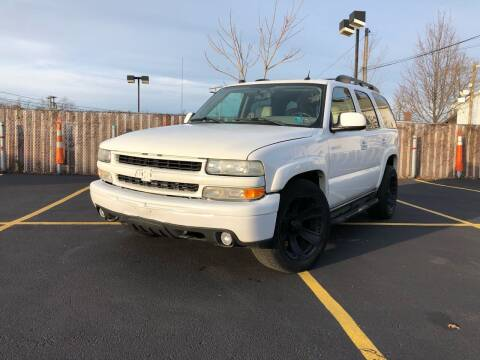 2004 Chevrolet Tahoe for sale at True Automotive in Cleveland OH