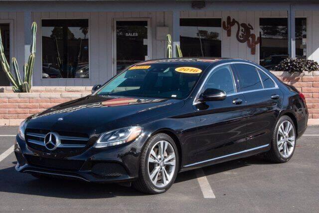 2016 Mercedes-Benz C-Class for sale in Tucson, AZ