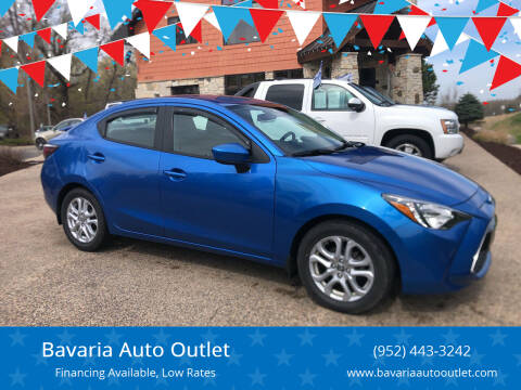 2016 Scion iA for sale at Bavaria Auto Outlet in Victoria MN
