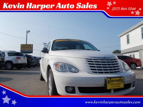 2009 Chrysler PT Cruiser for sale at Kevin Harper Auto Sales in Mount Zion IL