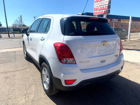 2018 Chevrolet Trax for sale at ELITE MOTOR CARS OF MIAMI in Miami FL