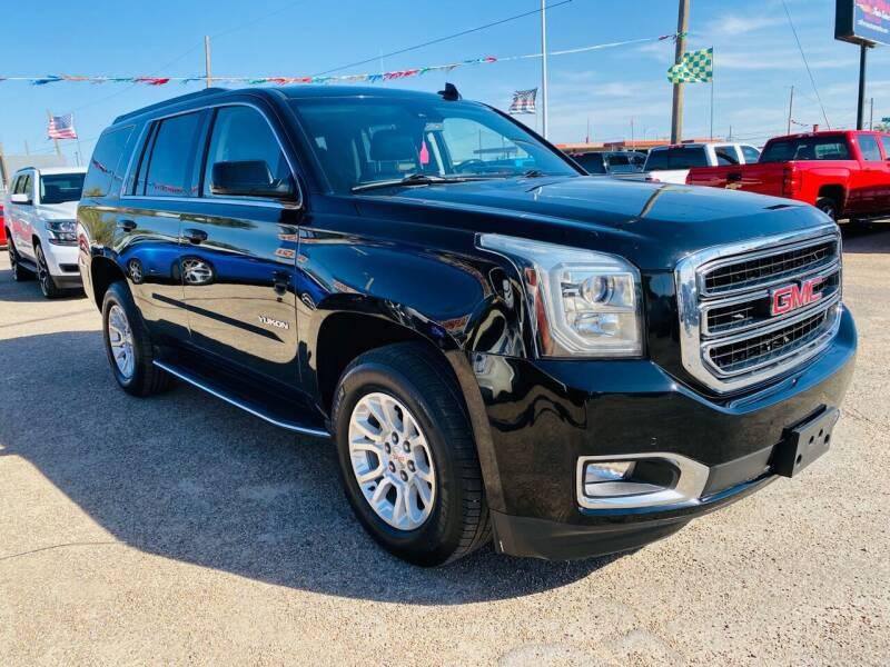 2017 GMC Yukon for sale at California Auto Sales in Amarillo TX
