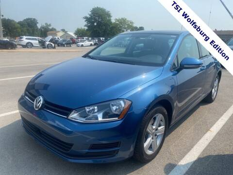 2017 Volkswagen Golf for sale at Coast to Coast Imports in Fishers IN