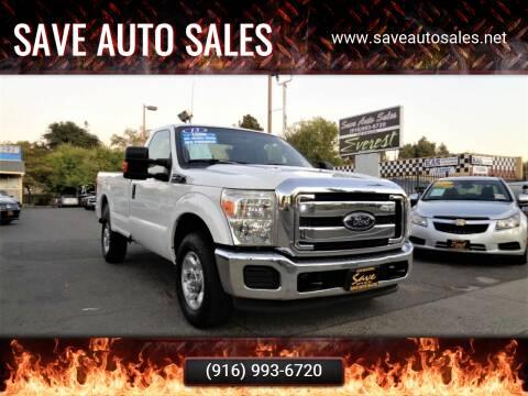 2013 Ford F-250 Super Duty for sale at Save Auto Sales in Sacramento CA