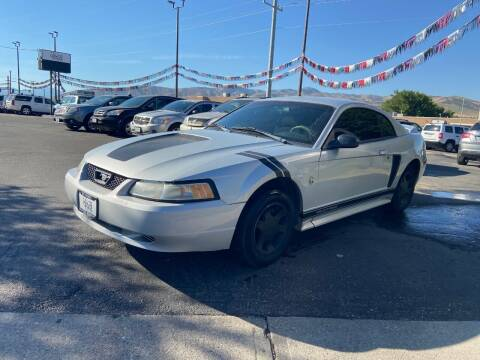 1999 Ford Mustang for sale at Auto Image Auto Sales in Pocatello ID